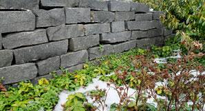 Siekmann Betonsteinwerk Bielefeld Trockenmauer