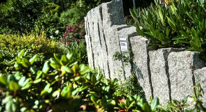 Natursteinplatten Granit Palisaden