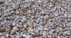 Granit Splitt Royal Rot